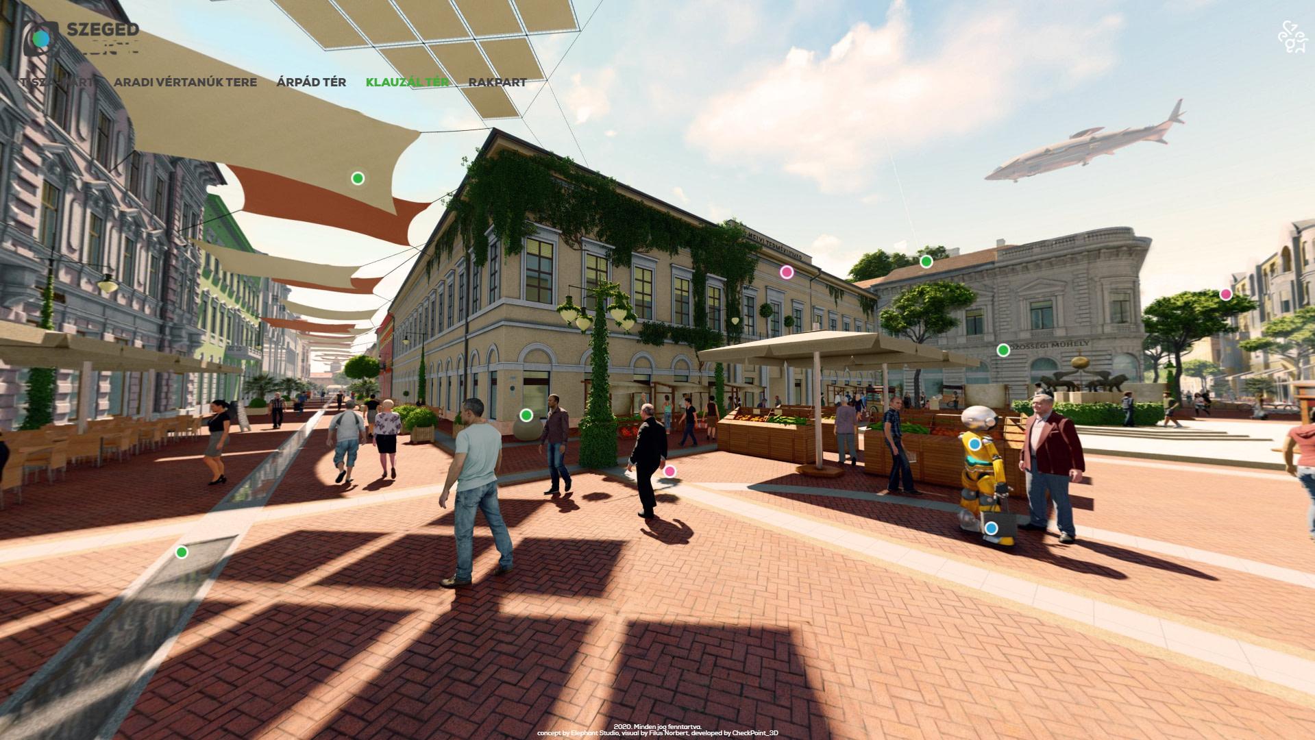 Szeged Vision 2050